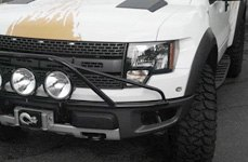 DAYSTAR® Suspension on Ford F150 Raptor