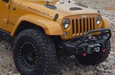 Jeep Wrangler Performance Suspension by DAYSTAR®