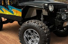 DAYSTAR® Suspension Parts for Jeep Wrangler