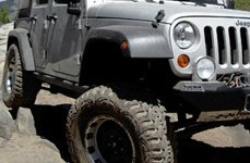 DAYSTAR® Suspension on Jeep Wrangler