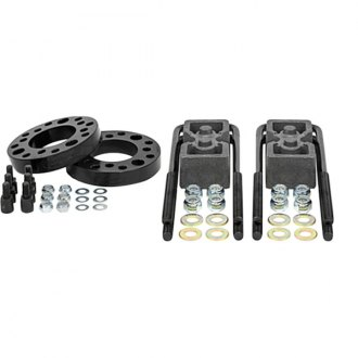 Daystar® - ComfortRide™ Front and Rear Lift Kit