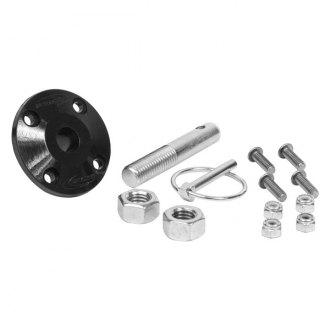 Daystar® - Hood Pin Kit (Black)