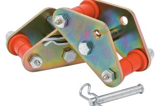 Daystar® - Front Towing Shackles