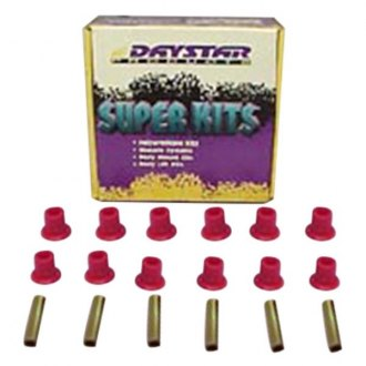 Daystar® - Spring and Shackle Bushing Kit