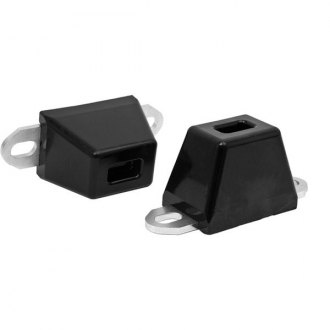 Daystar® - Bump Stop with Slotted Mounting Plate