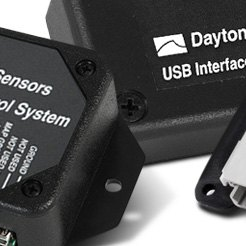 Daytona Sensors® - US Interface Module with 6 USB Cable