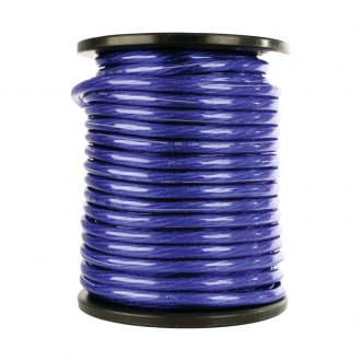 db Drive® - Soft Touch Power Wire (4 Gauge, Blue, 100')