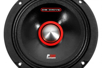 "db Drive® - 6.5"" Pro Audio Series High-Efficiency Midrange Speaker"