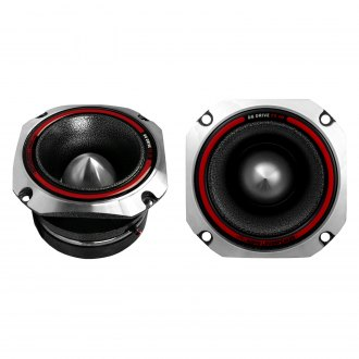 "db Drive® - 1-3/4"" Pro Audio Series 300W Square Die Cast Tweeters"