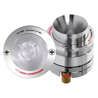 "db Drive® - 1-3/4"" Pro Audio Series 200W Die Cast Tweeters"