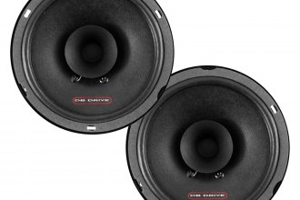 "db Drive® - 6.5"" S1v2 Series Dual-Cone 130W Speakers"