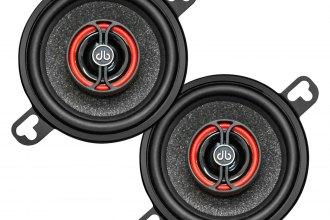 "db Drive® - 3.5"" S3v2 Series 150W Coaxial Speakers"