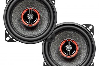 "db Drive® - 4"" S3v2 Series 175W Coaxial Speakers"