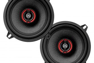 "db Drive® - 5.25"" S3v2 Series 300W Coaxial Speakers"