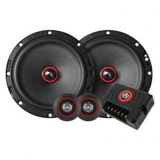 "db Drive® - 6-1/2"" 2-Way S3v2 Series 350W Component Speakers"
