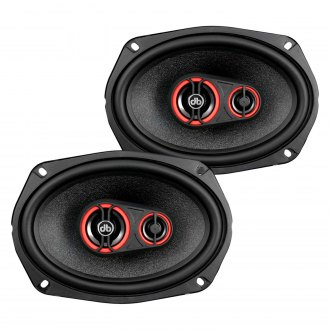 "db Drive® - 6"" x 9"" 3-Way S Series 380W Coaxial Speakers"