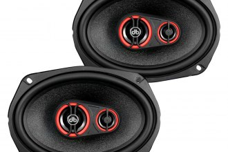 "db Drive® - 6"" x 9"" S3v2 Series 380W  3-Way Speakers"
