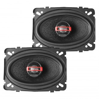 "db Drive® - 4"" x 6"" 2-Way S Series 275W Coaxial Speakers"