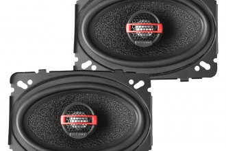 "db Drive® - 4"" x 6"" S5v2 Series 275W Coaxial Speakers"