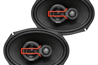 "db Drive® - 6"" x 9""  S5v2 Series 425W 3-Way Speakers"