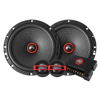 "db Drive® - 6-1/2"" 2-Way S5v2 Series 400W Component Speakers"