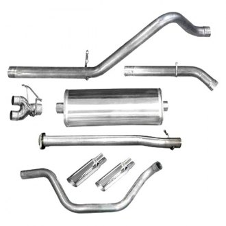 dB® - Sport Polished Stainless Steel Exhaust System