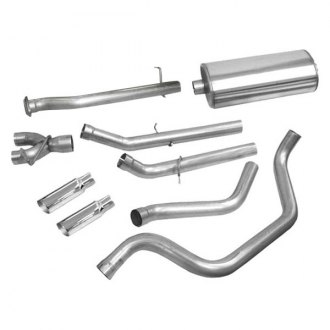 dB® - Sport Polished Stainless Steel Cat-Back Exhaust System