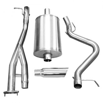 dB® - Sport™ Stainless Steel Single Cat-Back Exhaust System