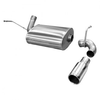 dB® - Sport Polished Stainless Steel Axle-Back Exhaust System