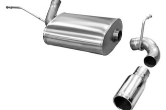 dB® - Sport Stainless Steel Axle-Back Exhaust System - Single Side Exit