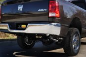 dB® - Sport Polished Stainless Steel Cat-Back Exhaust System Installed