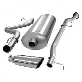 dB® - Sport™ Stainless Steel Single Cat-Back Exhaust System with Single Side Exit