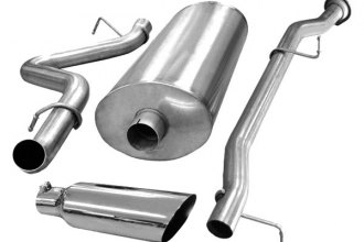 dB® - Sport Stainless Steel Cat-Back Exhaust System - Single Side Exit