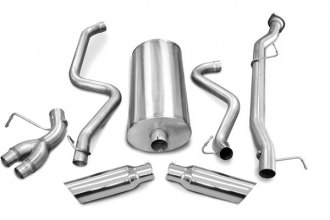 dB® - Sport Stainless Steel Cat-Back Exhaust System - Split Side Exit
