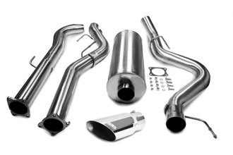 dB® - Sport Stainless Steel Cat-Back Diesel Exhaust System - Single Side Exit