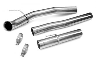 dB® - Sport Polished Stainless Steel Diesel Downpipe Kit