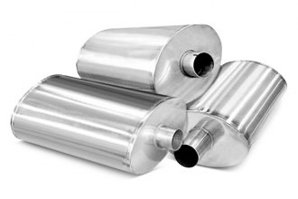 dB® - Sport Polished Stainless Steel Diesel Muffler