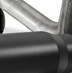 dB® - Exhaust Round Rolled Tip
