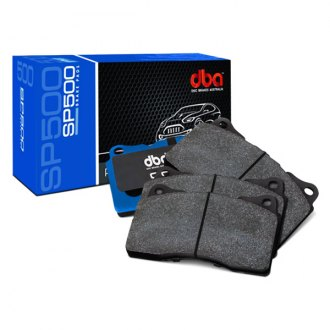 DBA® - SP500 Street Performance Rear Brake Pads