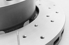DBA® - Street Series™ Drilled and Slotted Rotor