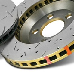DBA® -  4000xs Series™ Drilled and Slotted Rotors
