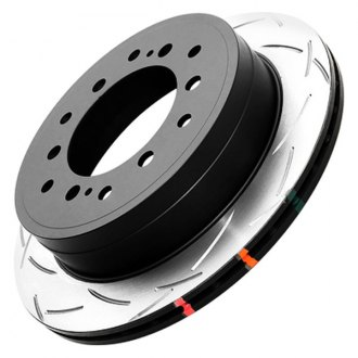 DBA® - 4000 Series™ T3 Slotted Rear Rotor