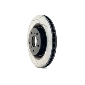 DBA® - 4X4 Survival™ T2 Slotted Rear Rotor
