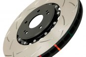 DBA® - 5000 Series™ T3 Slotted Front Rotor