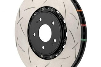 DBA® DBA52994BLKS - 5000 Series™ Vented T3-Slotted Front Rotor