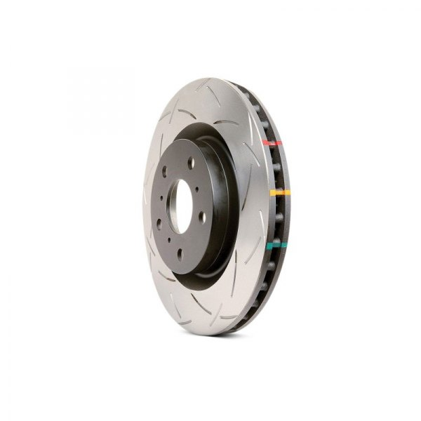 DBA® - CLUBSPEC™ 4000 Series T3 Slotted, Rear Rotor