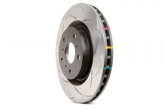 DBA® DBA42127S - CLUBSPEC™ 4000 Series T3 Slotted Front Rotor
