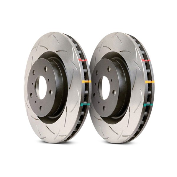 42990S DBA 4000 Series Slotted Disc Brake Rotor Front