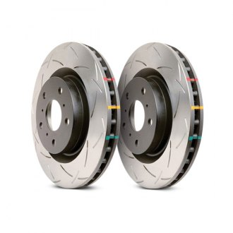 DBA® - CLUBSPEC™ 4000 Series T3 Slotted 1-Piece Brake Rotor
