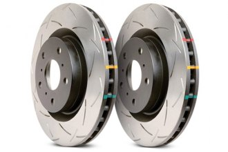 DBA® - CLUBSPEC™ 4000 Series T3 Slotted Rotor